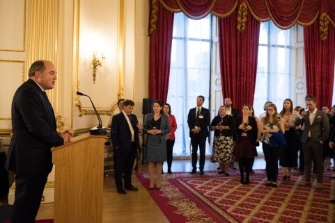 Event photography at Lancaster House London